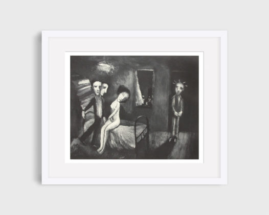 Garry Shead - Staircase of Flesh