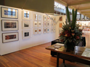The BHE stand at Art Melbourne