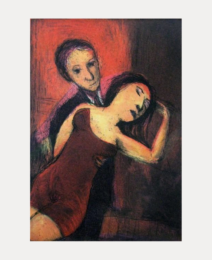 Garry Shead - Tango VI