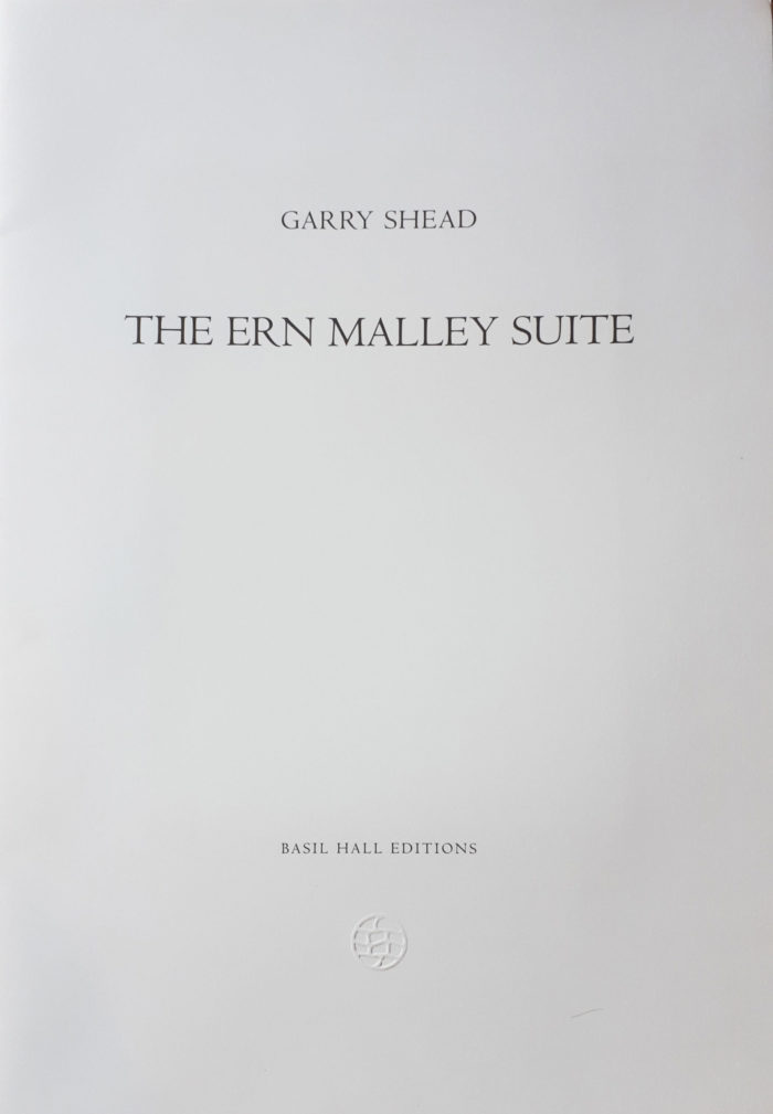Garry Shead - The Ern Malley Suite