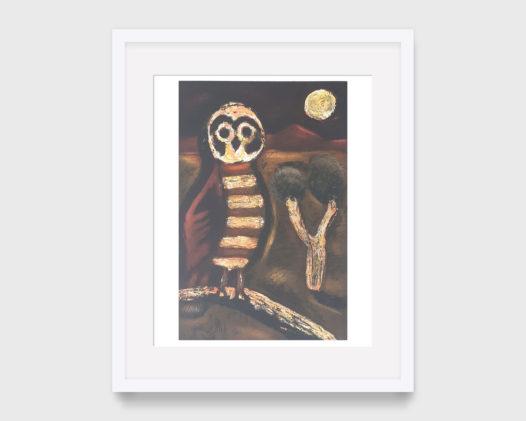 Bryan Bulley - The Owl