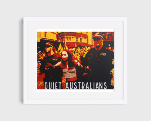 Basil Hall - Quiet, Australians