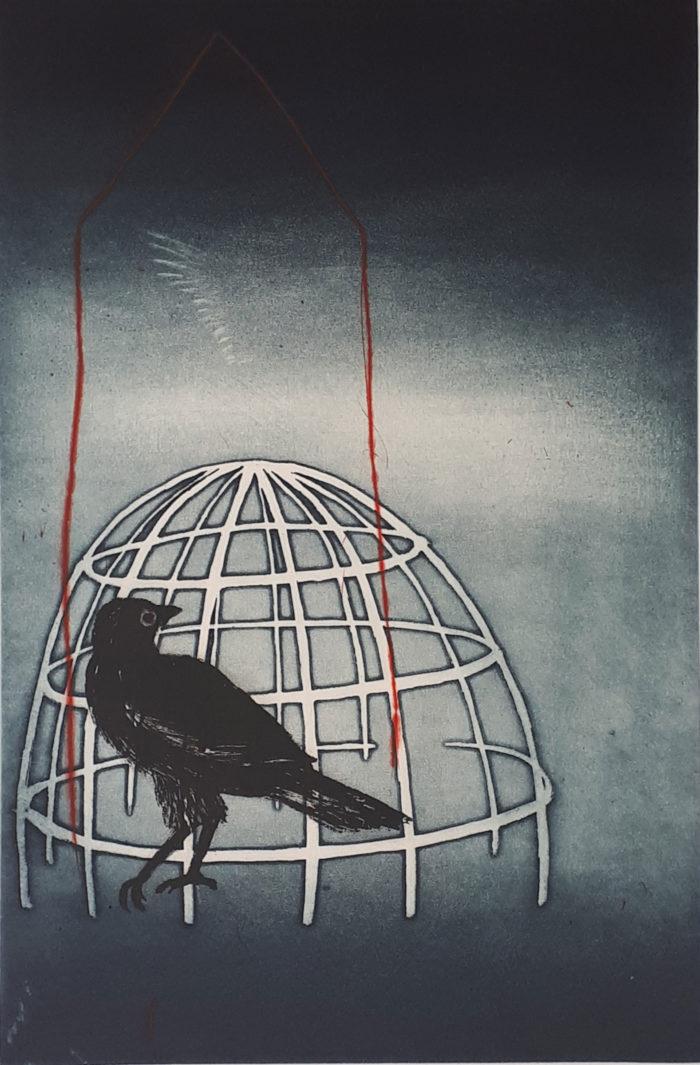Monique Auricchio - The Cage